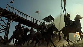 《射雕英雄传》纪录片 真武侠值得期待
